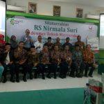 Silaturrohim RS Nirmala Suri dengan Tokoh Masyarakat